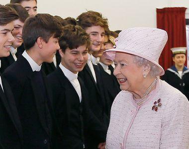 Primul membru al casei regale britanice care a postat vreodata un selfie in care apare...