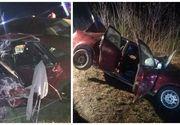 Un tânăr de 22 de ani, fără permis, a murit după ce a intrat cu maşina pe care o conducea într-o autoutilitară condusă de un sârb