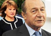 Traian Băsescu îşi domină soţia la venituri! Fostul preşedinte a câştigat 10.000 de euro pe lună, iar Maria Băsescu - doar 1.000!