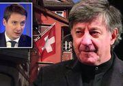 """Ion Caramitru a dezvăluit de unde a avut bani să îi trimită pe cei trei fii ai săi la studii în Elveţia: """"Sunt taxele mult mai mici"""""""
