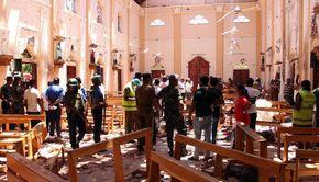 Bilanţul victimelor exploziilor din Sri Lanka ajunge la 290 de morţi