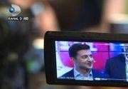 VIDEO | UCRAINA. Volodimir Zelenski, de la președinte în film la sef de stat in viata reala