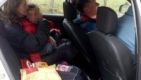 VIDEO. Mama si fiul disparuti la picnic au fost gasiti