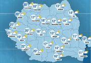 VIDEO   Prognoza meteo. Vremea la inceput de saptamana
