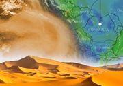 VIDEO | Un nor de praf saharian se indreapta spre Romania. Cum ne va afecta