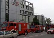 Incendiu la hotelul fotbalistului Răzvan Raț