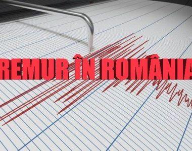 Cutremur cu magnitudinea 3,2 pe scara Richter, în judeţul Buzău