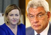 VIDEO  | Schimb dur de replici între Carmen Dan și Mihai Tudose