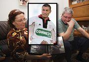 20 de ani de la dispariția lui Mario Bugeanu! Fotbalistul Rapidului a murit în garaj, intoxicat cu gazele de la mașină, împreună cu iubita lui