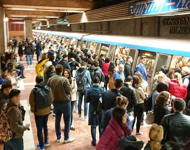 Program special la metrou, în noaptea de Înviere