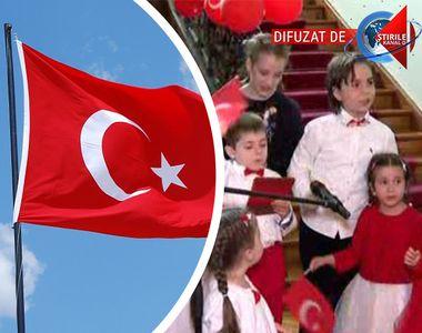 VIDEO | Spectacol pentru Ziua Copilului din Turcia
