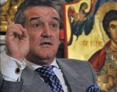 Crucea de 5 metri din curtea palatului lui Gigi Becali nu este ortodoxă! Acuzații de...