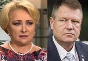 """Klaus Iohannis îi face pe plac Vioricăi Dăncilă! Anunț de ultimă oră: """"Miniştri noi la Justiţie, Fonduri Europene şi Diaspora"""""""