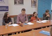 UNICEF - B-roll media briefing participarea copiilor si informatii despre Declaratia de la Bucuresti a Copiilor din UE