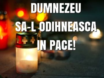 Veste tragica! A MURIT seara trecuta! Toata Romania il cunostea si indragea