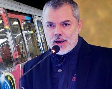 """Medicul Mihai Craiu, martor al unui episod violent, la metrou! """"Poluarea crește gradul..."""