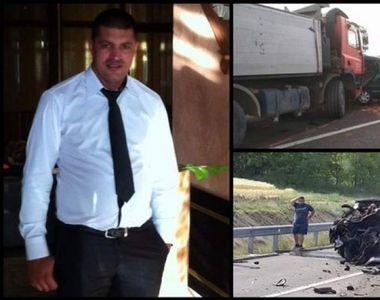 Paște trist pentru familia lui Petru Kalău, șoferul care a provocat un accident cumplit...