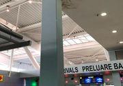 VIDEO | Aeroport ingropat in mizerie