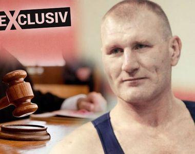 Vremuri grele pentru Tolea Ciumac! Pe 30 mai, luptătorul va afla de la judecători dacă...