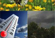 VIDEO   Meteo pe o lună și prognoza specială pentru Municipiul București de Paște
