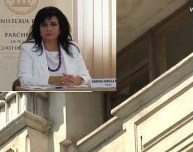 Procurorul care s-a aruncat de la etajul al cincilea al Parchetului General a stat...