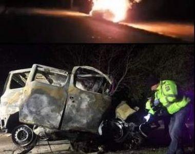 Cine este șoferul care a ars de viu la Truşeşti! Avea doar 23 de ani, iar modul cumplit...
