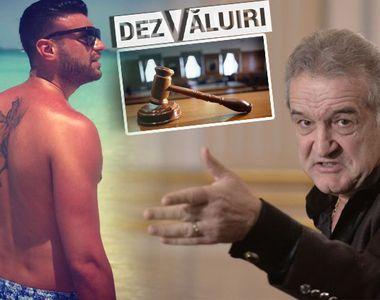 Viitorul ginere al lui Gigi Becali a fost amendat de Poliţia Rutieră! Mihai Mincu a...