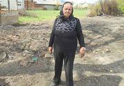 Sărbători în lacrimi pentru mama Maria. A rămas fără cei cinci copii, iar un incendiu i-a luat și casa