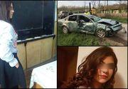 Gabriela a murit în noaptea de Înviere, în accidentul groaznic de la Hlipicieni