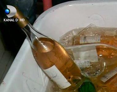 VIDEO | Petreceri cu vin adus cu roaba. Cat a venit nota de plata