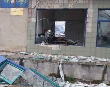 Anchetă a poliţiştilor şi procurorilor din Arad, după ce un bancomat a fost aruncat în...