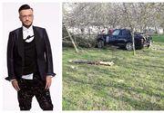 Localnicii care au luat resturi din epava mașinii conduse de Răzvan Ciobanu riscă până la cinci ani de închisoare! Cum ar putea fi identificați