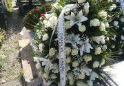 Cum arată mormântul lui Răzvan Ciobanu după ce a plecat toată lumea de la cimitir! Avem imaginile! Foto exclusiv