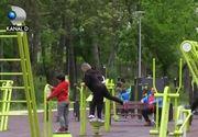 VIDEO. Sportul in aer liber, ideal dupa sarbatori