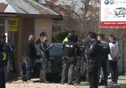 VIDEO | Scandal între două familii din localitatea Clejani! Mai multe persoane au fost grav rănite
