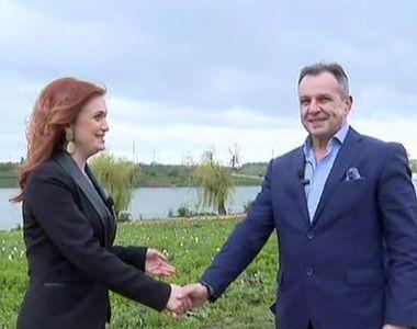 VIDEO | Casa de vedeta: George Bunda și-a amenajat un mic paradis pe lacul Snagov