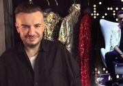 Răzvan Ciobanu și-a vândut hainele din casă! Designerul spunea atunci că nu mai are loc