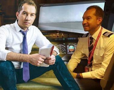 Mihai Sturzu a fost dezbrăcat la chiloţi de colegii piloţi de avion şi aruncat în câmp:...