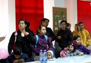 VIDEO   Buluc la vaccinare contra rujeolei, in Tandarei. Doar un copil fusese imunizat pana sa intervina ministrul Sanatatii