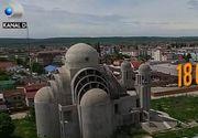 VIDEO. Catedrala terminata la Sfantu' Asteapta