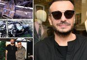 Ce se afla în mașina în care a murit Răzvan Ciobanu! Puțini au sesizat acest obiect pe care l-au ridicat polițiștii