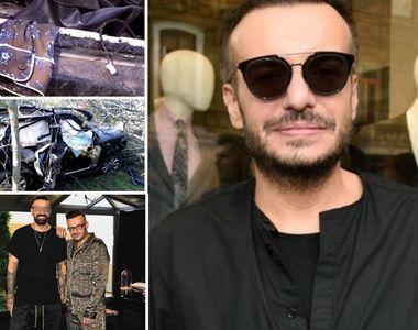 Ce se afla în mașina în care a murit Răzvan Ciobanu! Puțini au sesizat acest obiect pe...