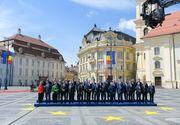 Liderii UE au adoptat Declaraţia de la Sibiu. Se angajeaza sa apere statul de drept