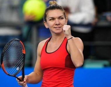 Simona Halep joacă azi pentru un al treilea titlu la Madrid Open şi locul 1 mondial