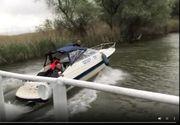 Un bărbat aflat într-o ambarcaţiune în Delta Dunării, agresat de un altul