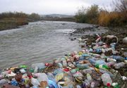 VIDEO| Râuri de gunoaie după viitură