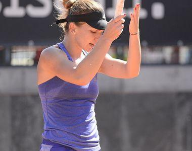 Simona Halep a pierdut finala Madrid Open, după 4-6, 4-6, cu Kiki Bertens