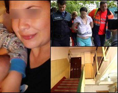 Amănunțe șocante în cazul mamei din Galați care și-a ucis bebelușul