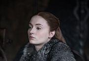 """Sophie Turner, actriţă din """"Game of Thrones"""", spune că fanii vor suferi mult când vor vedea ultimul episod"""