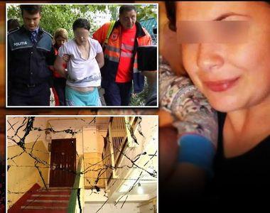 VIDEO| Ce se întâmplă cu mama care și-a ucis bebelușul de 8 luni